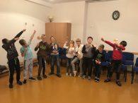 Apie EMOCIJAS su Prūsalių mokyklos – darželio mokiniais