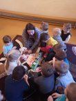 Europos sveikos mitybos dienos paminėjimas Plungės r. Alsėdžių lopšelyje-darželyje