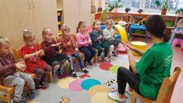 Akcija ,,Rankų higienos svarba'' lopšelyje-darželyje ,,Raudonkepuraitė''