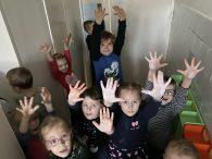 """Akcija """"Rankyčių higiena"""" Prūsalių mokykloje – darželyje"""