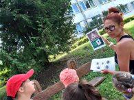 """Plungės r. Alsėdžių Stanislovo Narutavičiaus gimnazijoje, vaikų dienos centre """"3 N"""" prisiminta ir kalbėta apie saugų elgesį"""