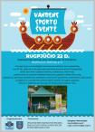Susitikime rugpjūčio 22 d. Vandens sporto šventėje