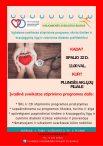 Kviečiame į nemokamą paskaitą širdies ir kraujagyslių ir cukrinio diabeto profilaktikai vykdyti