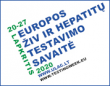 Prasideda Europos ŽIV ir hepatitų testavimo savaitė