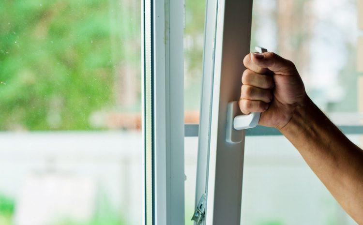 Vėdinimas – raktas į švarų orą namuose