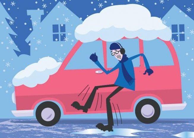 Trauminiai susižalojimai žiemos metu, jų požymiai. Kaip jų išvengti?