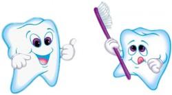 Priešmokyklinukų žinių gilinimas dantukų tema